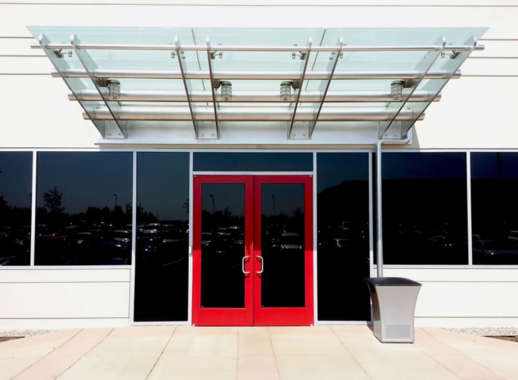 Commercial Glass Exterior Door commercial glass entry door